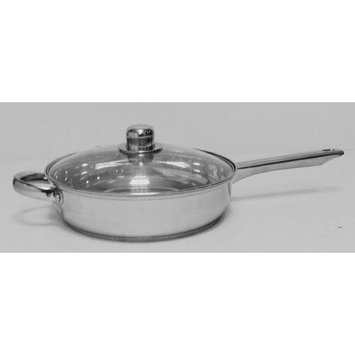Gourmet Chef Chef's Pan with Lid