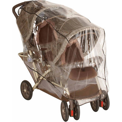 His Juveniles Jeep Baby Products Tandem Stroller Weather Cover Shield