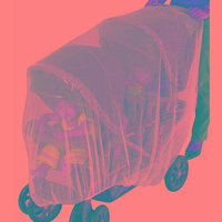 Jeep Double Stroller Netting - 1 ct.