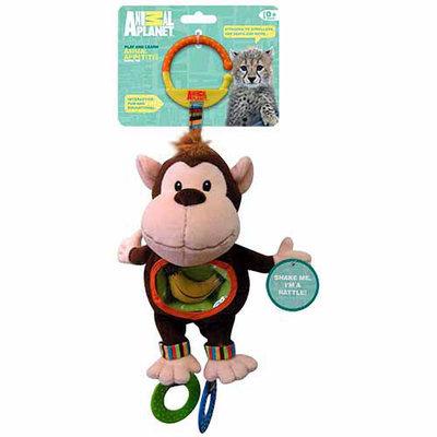 Animal Planet Animal Appetites Monkey Crib Toy