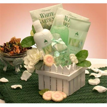 Gift Basket Spa Delights Aromatherapy Bath Basket- Medium- 8411201