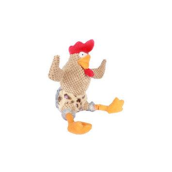Happy Tails Chicken Dog Toy