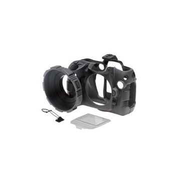 MADE Rubberized Camera Armor Case for Nikon D200 (Black)