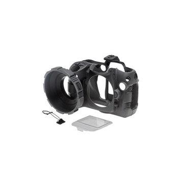 MADE Rubberized Camera Armor Case for Nikon D200 (Black)