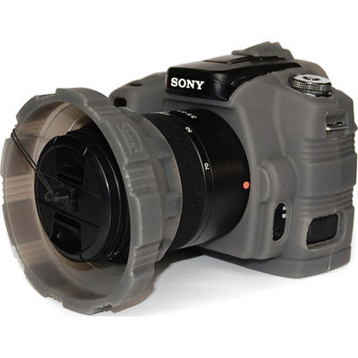 Made Products Made CA1116SMK Sony Alpha A100SLR Camera Armor - Smoke