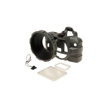 MADE Rubberized Camera Armor Case for Olympus E-410 / E-420 (Black)