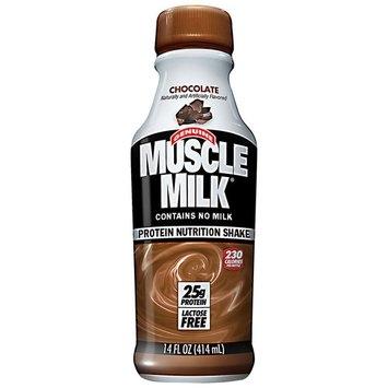 Cytosport - Muscle Milk RTD Protein Nutrition Shake Chocolate - 14 oz.