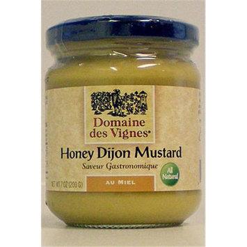 Domaine des Vignes 52002 7 oz. Honey Dijon Mustard Pack of 6
