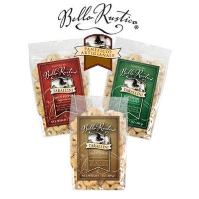Bello Rustico 13036 7 oz. Rustico Tarallini Traditional Pack of 12