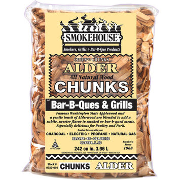 Smokehouse 9770-010-0000 Apple Chunks