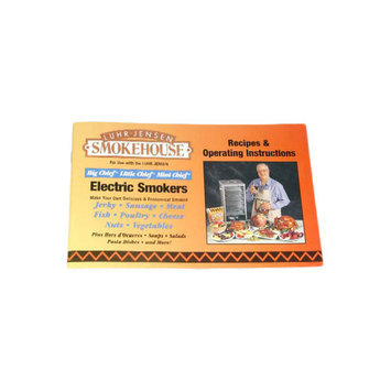 Smokehouse Products Smoker Recipe Book