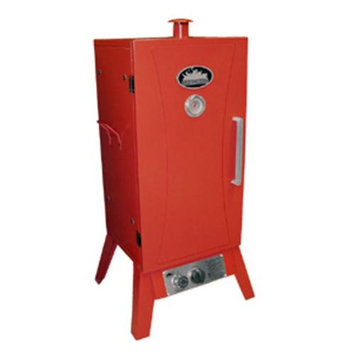Smokehouse Little Chief Front - load Smoker