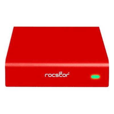 Rockstor Rocstor Rocpro 900e 4TB 3.5 External Hard Drive - Firewire/i.link 800, USB 3.0, Esata - Sata - 5900 Rpm - Portable - Red (g269q2-r1)