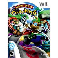 Jump Start Crazy Kart Wii Game Knowledge Adventure