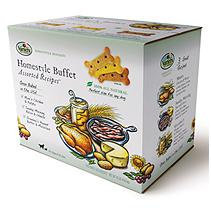 Variety Pet Foods Homestyle Recipes Natural Dog Biscuits - Assorted Recipes
