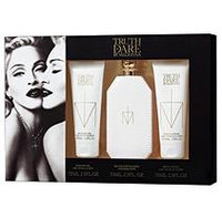 Madonna Truth or Dare 2.5 oz. 3 pc. Gift Set For Her