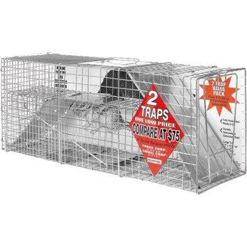 Advantek Catch & Release Animal Traps (Set of 2)