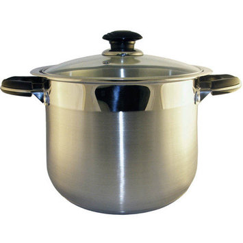 Concord Cookware Inc. CONCORD 30 QT Commercial Grade Heavy Stainless Steel Stock Pot. Stockpot