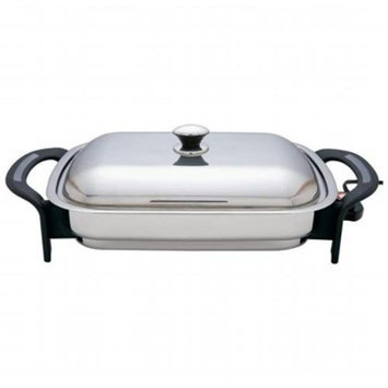 Precise Heat 16 in. Rectangle Electric Skillet