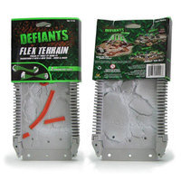 Defiants Flex Terrain, Earthquakes