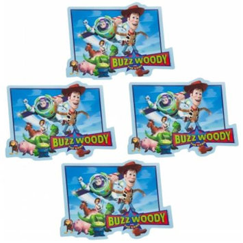 Zak Designs Toy Story Placemats (Set of 4)