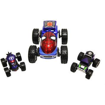Playmakers Group Regenerators Spider-Man, Green Goblin and Venom Vehicles, Set of 3