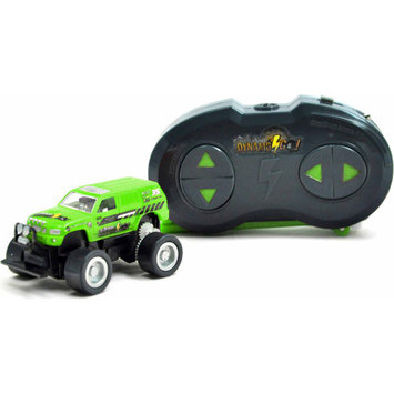 REDWOOD VENTURES DynamoGO! Green Remote Control
