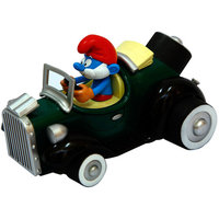 Goldie The Smurfs Old Jalopy RC Car