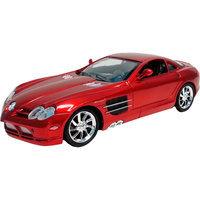 Cyberkidz Mercedes Benz Red SLR 1:24 Scale RC Car