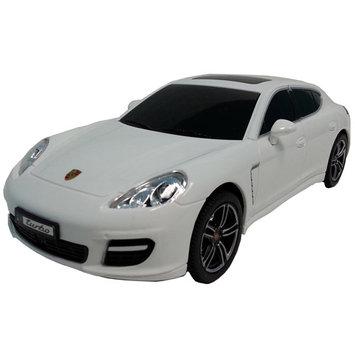 Cyberkidz Porsche White 1:24 Scale Remote Control Car