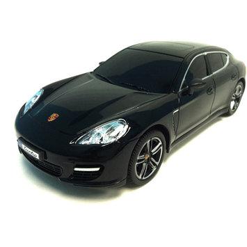 Cyberkidz Porsche Black 1:24 Scale Remote Control Car
