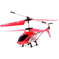 Cyberkidz Infrared 3.5-Channel Remote Control Red Helicopter