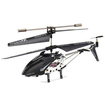Cyberkidz 3.5-Channel Infrared Remote Control Black Helicopter