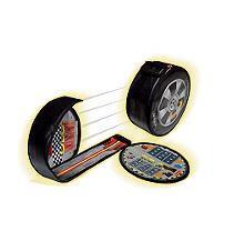 Neat Oh! Neat-Oh! ZipBin Full Throttle Wheelie Race Track & Case