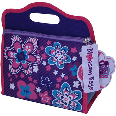 Neat Oh A1528XX Blossom Bags Lunch Box Blue