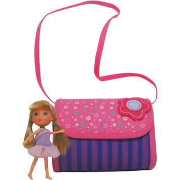 Neat Oh Neat-Oh! Everyday Princess Princess Purse & Doll Set (Pink/Purple)