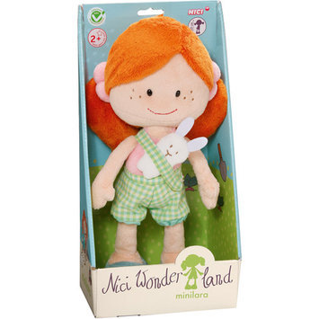 Flat River Group Llc MiniLara 11.75 inch Dangling Plush Doll