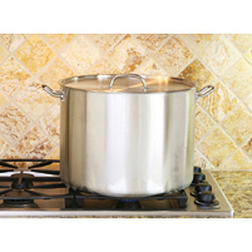 COOKPRO 514 STOCKPOT 35QT STAINLESS STEEL