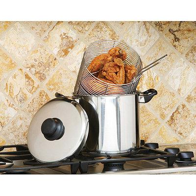 Cookpro 523 Steel Deep Fryer 6Qt Stovetop
