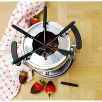 Cook Pro, Inc. Stainless Steel 11-piece Fondue Set