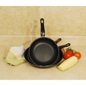 Cook Pro, Inc. Cook Pro 3-Piece Aluminum Fry Pan Set