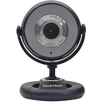 Gear Head Quick WC740I USB 1.3MP Webcam