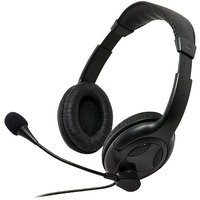 Gear Head Universal Multimedia Headset with Microphone AU3700S