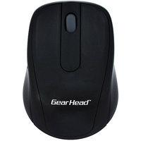 Gear Head, Llc Gear Head 2.4 GHz Wireless Optical Nano Mouse