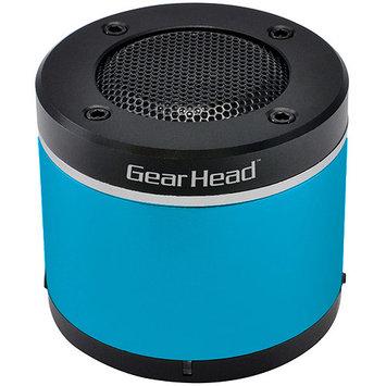 Gear Head BT3000BLU Speaker System - Wireless Speaker(s) - Blue