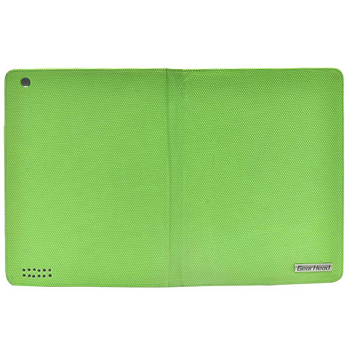 Gear Head Slim FS4200GRY Carrying Case (Portfolio) for iPad