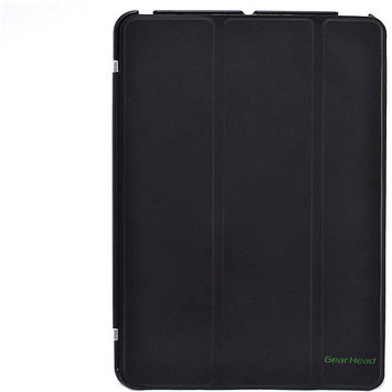 Gear Head Smart Portfolio Stand for iPad mini - Black