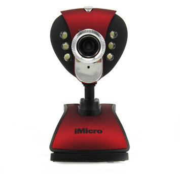 iMicro CAM-IM3299 IMC3299 USB Webcam with Night Vision