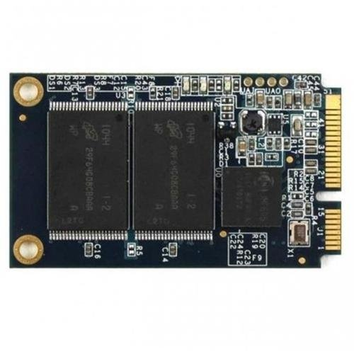 Supertalent Super Talent 64GB Mlc Msata Full Size Solid State Drive For Jedec MO-300B