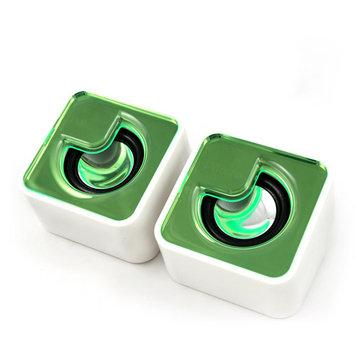 Imicro SP-IM500GR Notebook Mini Speaker (Green)